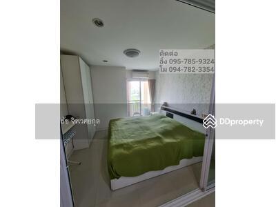 ขาย - คอนโด ห้องใหญ่ 57 ตรม ใกล้ BTS แบริ่ง 2 ห้องนอน 1 ห้องน้ำ  โครงการ Sense of london สุขุมวิท 109