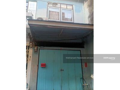 For Sale - Code KRE Y151, a commercial building in the heart of the city, near MRT Hua Lamphong, area 9 sq. w. , 2 floors, sale 2. 9 MB. @LINE: 0962215326 Khun Omelet