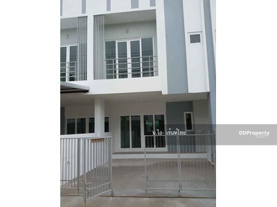 For Sale - CH0188  Townhome two storey for sale Location near the town  with 2 bedrooms, 3 toilets and The land size is 20. 6 sq. wah