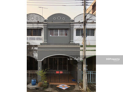 For Sale - CH0186  Townhome two storey for sale Location near the town with 3 bedrooms, 4 toilets and  The land size is 20 sq. wah