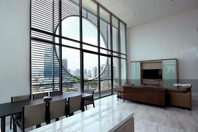 For Rent - Four Bed Condo for Rent & Sale in Bang Rak MSP-29838