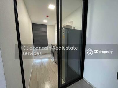 ให้เช่า - รหัส KRE A1310 Plum Condo Saphanmai Station   แบบ 1ห้องนอน 1ห้องน้ำ พท. ใช้สอย 31. 5 ตร. ม ชั้น 6 เช่า 8, 500 บาท @LINE:0839258557 คุณ กิ๊ฟ