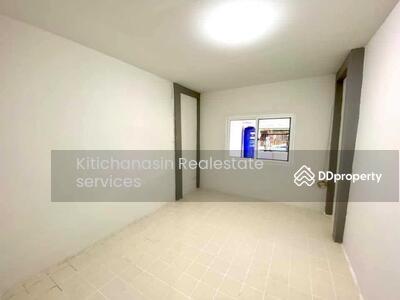 ขาย - รหัส KRE X1563 ทาวน์เฮ้าส์ ทาสีใหม่ เขาตาโล แบบ 2 ห้องนอน 1 ห้องน้ำ เนื้อที่ 24 ตร. ว. 1 ชั้น ขาย 1, 590, 000 ลบ. @LINE:0962215326 คุณ มิ้ว