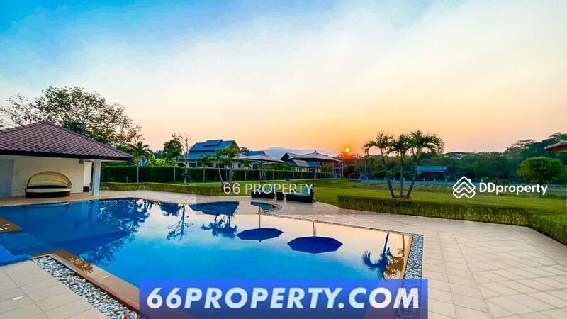 Modern Lanna Luxury Estate for Sale in Mae Rim, Chiang Mai #93234637
