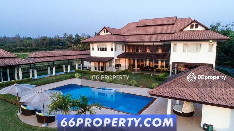 Modern Lanna Luxury Estate for Sale in Mae Rim, Chiang Mai #93234639