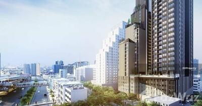 For Sale - Studio Condo for sale at Ideo Sathorn - Wongwian Yai
