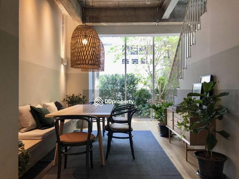 For Rent Bangkok Town House Sukhumvit BTS Thong Lo Watthana BRE15569 #84022713