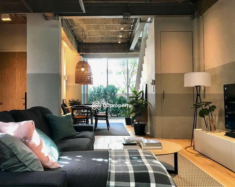 For Rent Bangkok Town House Sukhumvit BTS Thong Lo Watthana BRE15569 #84022717