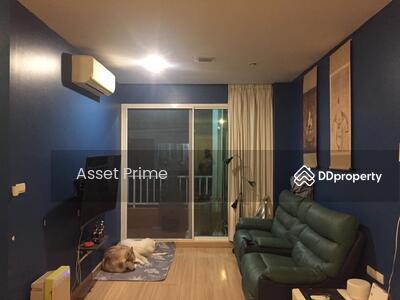 For Sale - SK02229 ขายด่วน Happy Condo Ladprao 101 (แฮปปี้ คอนโด ลาดพร้าว 101) 3 นอน 2 น้ำ ตึกเลี้ยงสัตว์ วิวสระ ** ลาดพร้าว 101 **