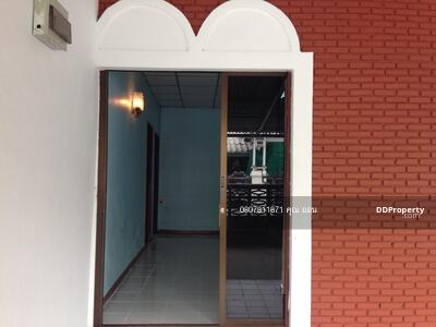 For Rent - Code KRE B225, single house in Ratchada - Sutthisan - Ladprao 64, 4 bedrooms, 2 bathrooms, area 50 sq. w. 1 floor, rent 17, 000 baht @LINE: 0807811871 Khun On