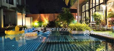 ขาย - ขายโรงแรมหัวหิน(พร้อมสระว่ายน้ำ) พร้อมคุยราคา