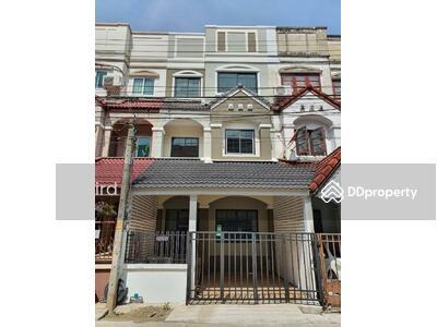 For Sale - ขายทาวน์เฮ้าส์3ชั้น บางกรวย ไทรน้อย ใกล้ตลาดเจ้าพระยา ประมาณ300 เมตร