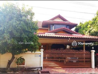 For Sale - ขายบ้านเดี่ยว2ชั้น 80 ตรว ม. ปรีชา ดอนเมือง รังสิต ปทุมธานี สนใจติดต่อชนิตา 088-2878791