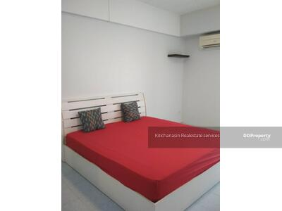 For Rent - KRE A1657 Regent Ratchada Tower code 1 bedroom, 1 bathroom, use 28 square meters, XX rental floor 6, 000 baht @line: 0949131629 Khun Tines