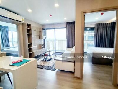 For Sale - Condo for sale The Politan Breeze near MRT Phra Nang Klao fully furnished