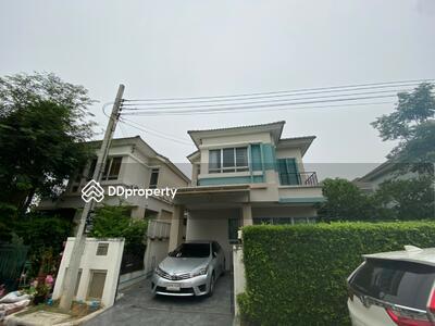 For Sale - พร้อมเจรจา! ! ขายบ้านแฝดสไตล์บ้านเดี่ยว ไลฟ์ บางกอก บูเลอวาร์ด พระราม 5( Life Bangkok Boulevard Rama5) ขนาดพื้นที่ 35. 6  ตรว. ทำเลดี สภาพบ้านสวย พร้อมเข้าอยู่ได้เลย! !!