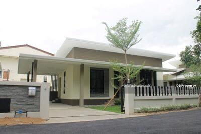 For Rent - AMR0061 A detached house for rent with 2 bedrooms near Donkeaw Temple