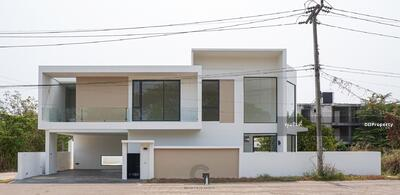For Sale - C8MG100244 A house for sale with 3 bedrooms, 4 toilets. The price is at THB 9. 89 million.