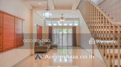 ขาย - Home Office | 3 storey townhouse 5 mins to Big C Ekkamai at Sukhumvit 71 for Sale AA25940