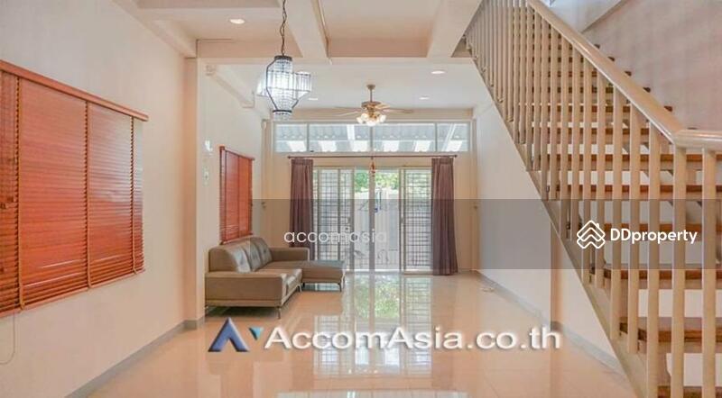 Home Office | 3 storey townhouse 5 mins to Big C Ekkamai at Sukhumvit 71 for Sale AA25940 #84212067