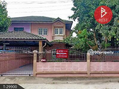ขาย - ขายบ้านแฝด หมู่บ้านมัฆวานรังสรรค์ รังสิต-คลอง 10 ปทุมธานี