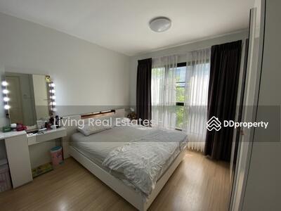 For Sale - A6240364 ขาย คอนโด Be You Chokchai 4 (บี ยู โชคชัย 4) ขนาด 28 ตร. ม ชั้น 3 ตึก A ห้องมุม
