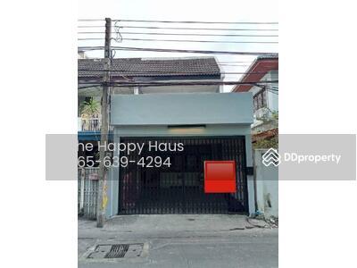 For Sale - H343HH-2-story corner townhouse in Soi Sukhumvit 103