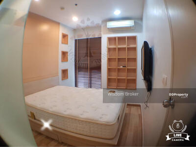 For Rent - Condo for rent, Ideo Ratchada-Huay Kwang, 34 sq m, 1 bedroom, 1 bath,