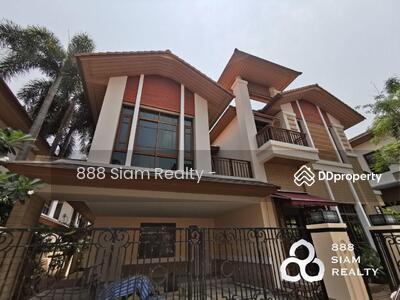 ให้เช่า - RENT Baan Sansiri Sukhumvit 67 (บ้านแสนสิริ สุขุมวิท67) Type 4 Bedroom , 5 bathroom