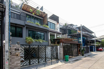 For Rent - For rent, Home Home Ladprao 41 200. 75 sq m. 33 sq m. Near BTS Ladprao 41 Soi Phawana