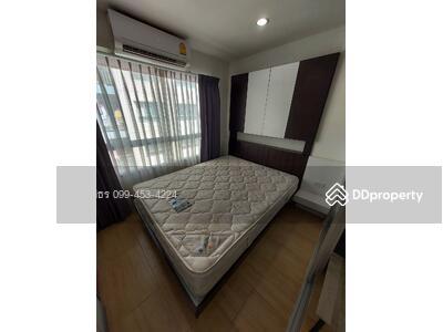 For Sale - For sale: Lumpini Ville Onnut 46 near BTS Onnut, 1 bedroom, high floor, best price! ! (KNT-023)