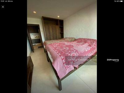 For Sale - Notify the KRE-W3880 LAS TORTUGAS code for 2 bedrooms, 1 bathroom, 83 sq. m. , 6th floor, sell 4. 5 minus. @Line: 0962215326 Khun Gift