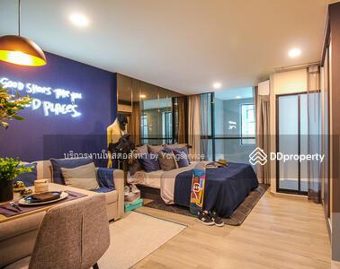 ขาย - Condo Hype Sathorn-Thonburi ใกล้ BTS กรุงธนบุรี 25. 20 ตร. ม สตูดิโอ ชั้น8 ตึกC วิวสวย พร้อมเฟอร์นิเจอร์