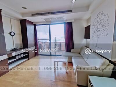 ให้เช่า - RENT ! ! Condo Amanta Ratchada, MRT Thailand Cultural Centre, 2 Bed, Tower 1, Fl. 6, Area 85 sq. m. , Rent 30, 000 Baht
