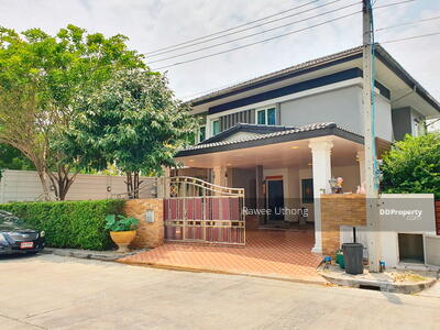 For Rent - Luxury house for rent in Ramindra, high standard