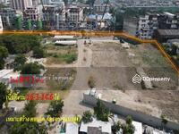 ขาย - ขายที่ดิน (ติด BTS สำโรง 2 สาย #สีเขียวอ่อนและสีเหลือง ระยะเดินได้เพียง 30 เมตร) เนื้อที่ 16-3-14. 6 ไร่ เหมาะสร้างคอนโด ##โครงการแนวสูง เน้นเดินทางเข้าเมืองด้วย BTS สองสายสำคัญ ใช้เวลารวดเร็วเพียง 15 นาทีถึงใจกลาง กทม.