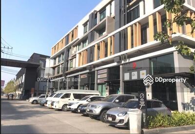 For Sale - Provide the asset code KRE-Y170 Home Office Nirvana @ Work Ladprao-Kaset Nawamin, area of land use 452 sq m, 4. 5 floors, sale 21. 5 million baht @LINE: 0962215326 Khun On