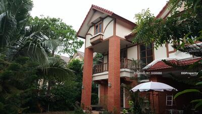For Sale - บ้านเดี่ยว 2 ชั้น  136 ตรว หมู่บ้านลัดดารมย์ ปิ่นเกล้า ถนนกาญจนาภิเษก (JN 001)