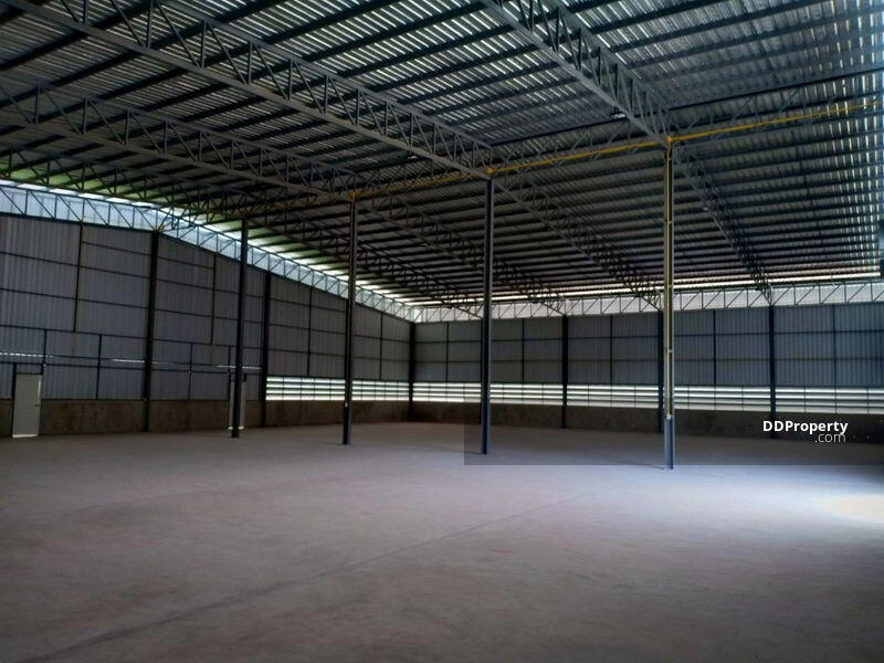 For Rent Pathum Thani Warehouse Kanchanaphisek Road Lat Lum Kaeo BRE15660 #84559877