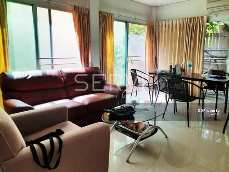 Corner unit Townhouse 3 Story Noble Cube Good Location-Noble Cube (โนเบิล คิวบ์)
