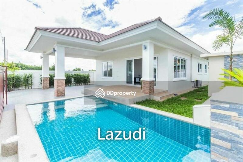 Lazudi 2 Bed Pool Villa 128 SQM, Tropical Home