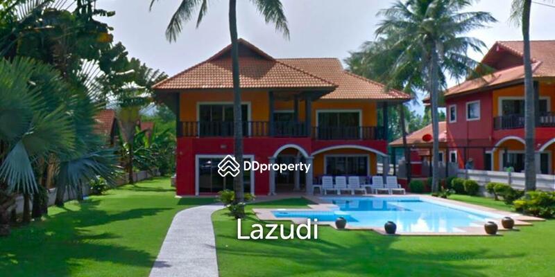 Lazudi Beachfront 2 storey Villas 950 SQM 2 Rai of Land