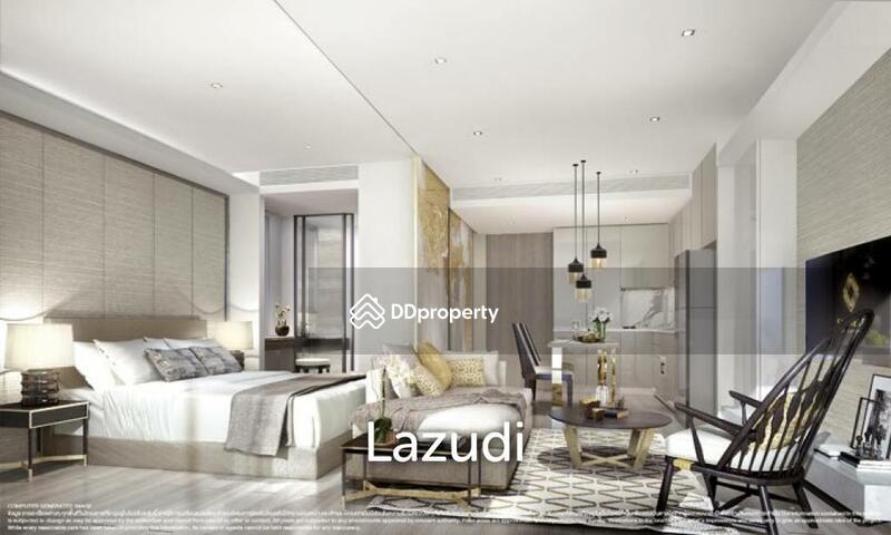 Lazudi 1 bed 34.82 SQM, Siamese Exclusive Queens