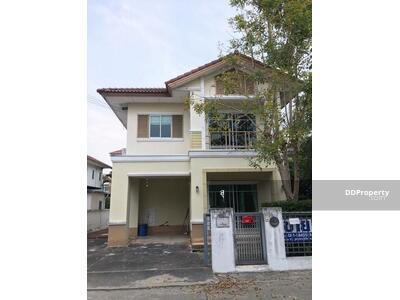 For Sale - ขายบ้านเดี่ยวย่านปากเกร็ด SUJ112 ม. สราญสิริ ราชพฤกษ์-แจ้งวัฒนะ 2 ชั้น ขายพร้อมเฟอร์ โทร 0625492328