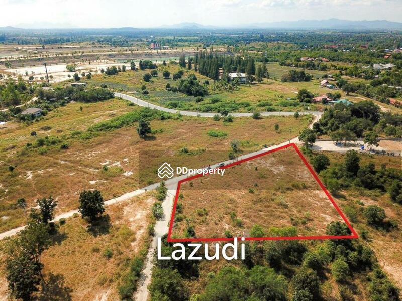 Lazudi Well Located 2,2 Rai Land For Sale  - Hua Hin