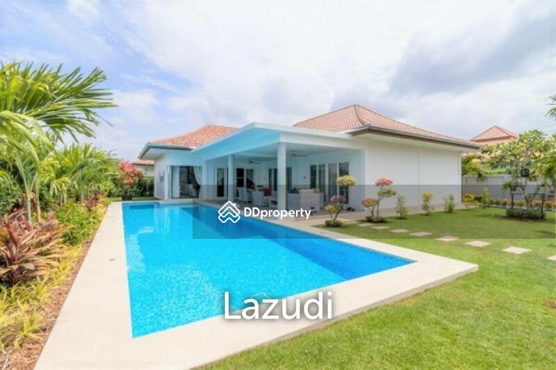 Lazudi MALI PRESTIGE: 3 Bed Pool Villa