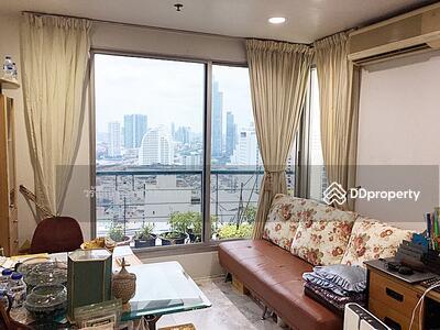 For Sale - ขายคอนโด สาธร เฮ้าส์ (Sathorn House Condo) 2 ห้องนอน ใน สีลม, บางรัก ใกล้ BTS สุรศักดิ์ วิวเมือง ฝั่ง BTS มองเห็นแม่น้ำเจ้าพระยา