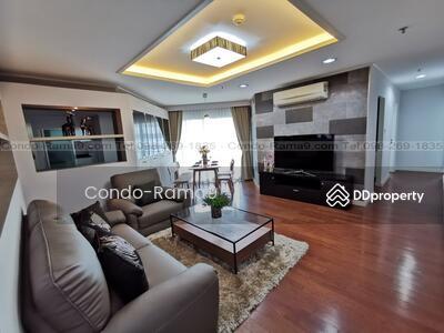 For Rent - RENT ! ! Condo Belle Grand, MRT Rama 9, 3 Beds/2 Baths, Tower C1, Floor 10, 101 sq. m. , Rent 40, 000. -
