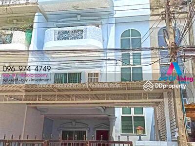 ให้เช่า - ให้เช่า ทาวน์โฮม 3 ชั้น ในหมู่บ้าน 84 (AOL-F81-2104003680)
