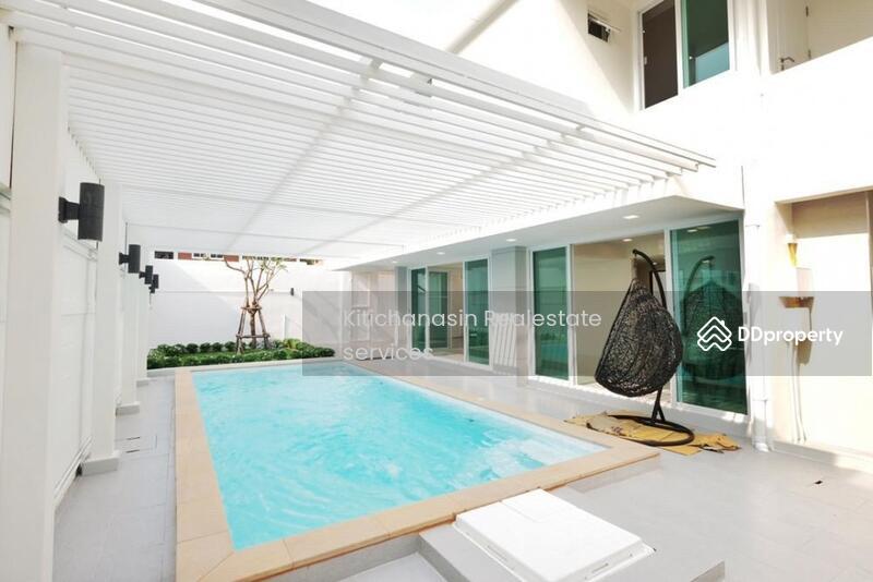บ้านเดี่ยว พร้อมสระว่ายน้ำ ใกล้เอกมัย ทองหล่อ #84805601